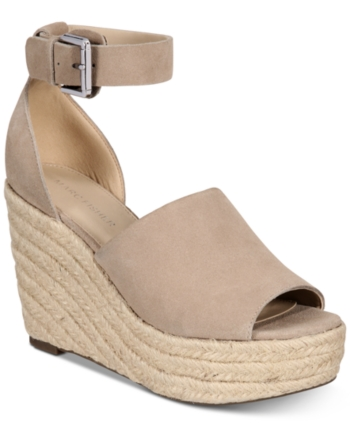 ccc073554db Marc Fisher Cala Platform Wedge Sandals Women Shoes in 2019 ...
