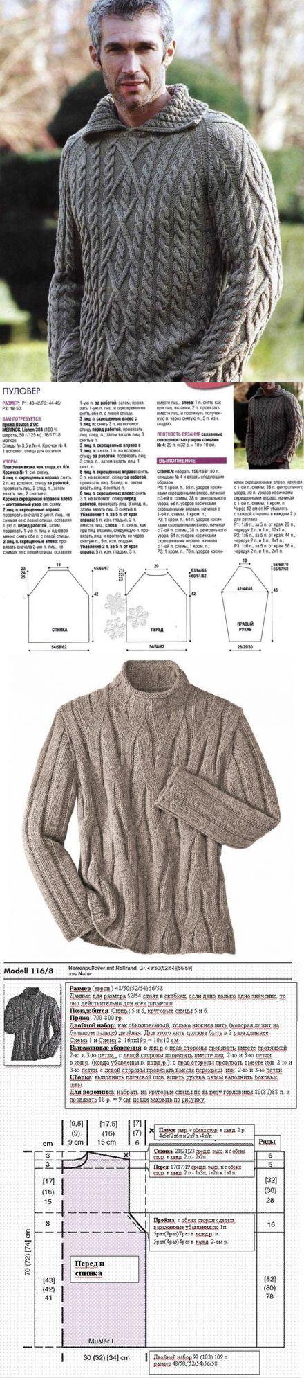 Love nr 2 sweater.