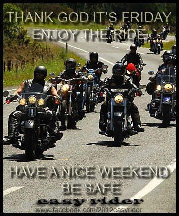 Thank God It S Friday Biker S Soul Pinterest Harley