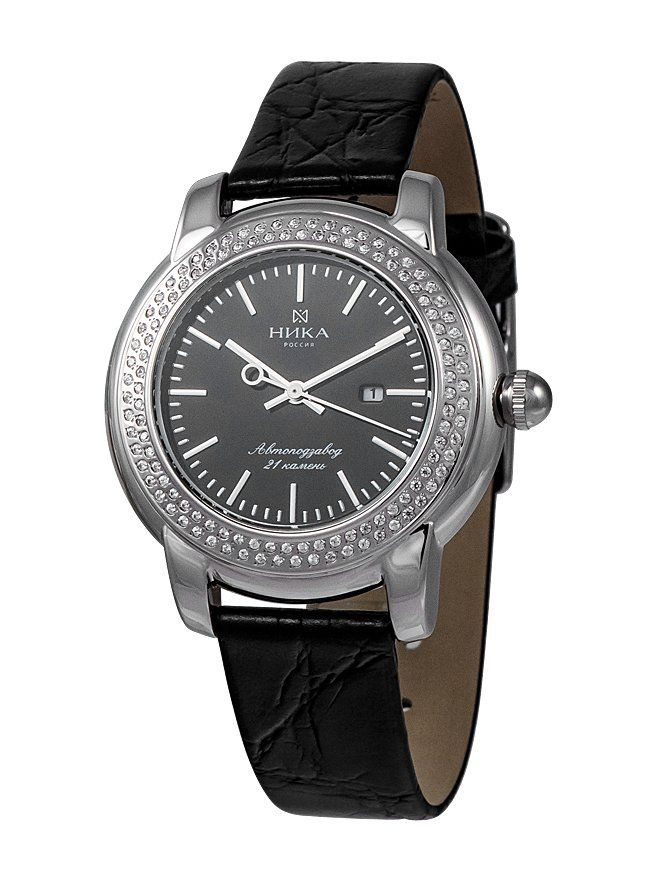 Женские часы Ника 0396.2.9.87A Мужские часы Aerowatch 74969AA03