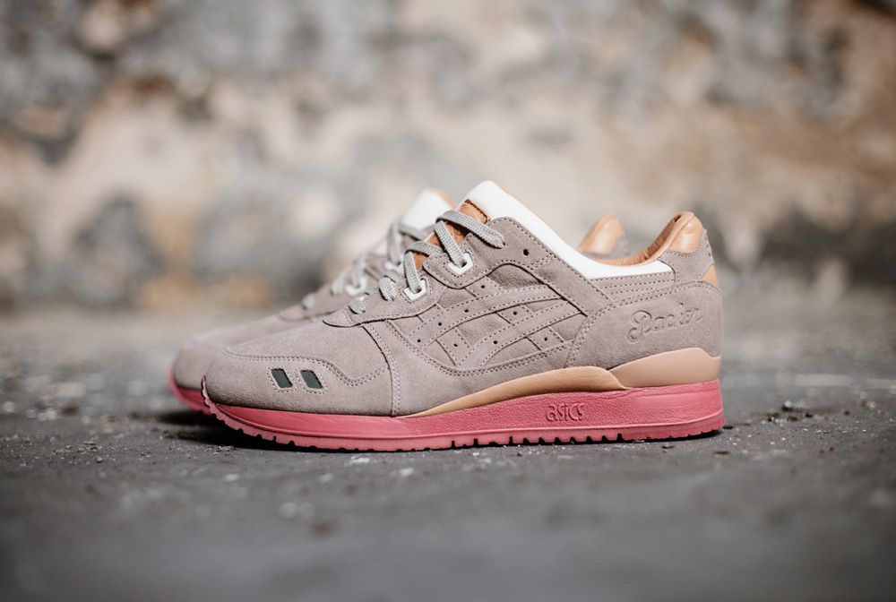 Packer Shoes X Asics Gel Lyte III