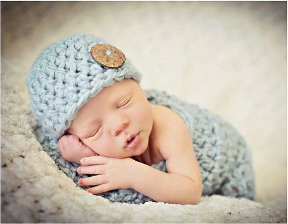 Etsy Newborn Boy Photography Props