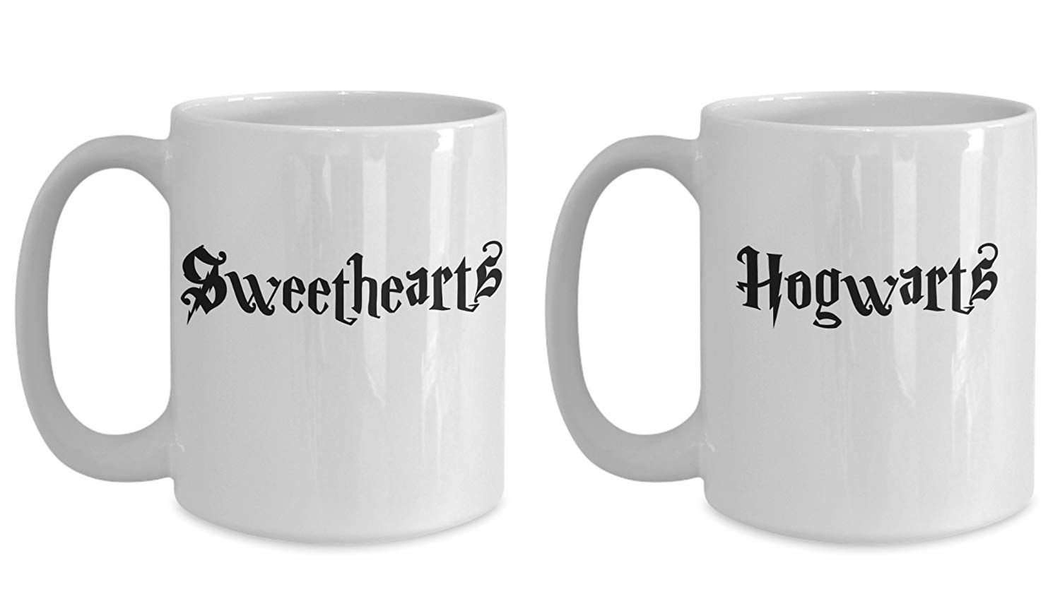 Harry potter couples mug valentines day gift