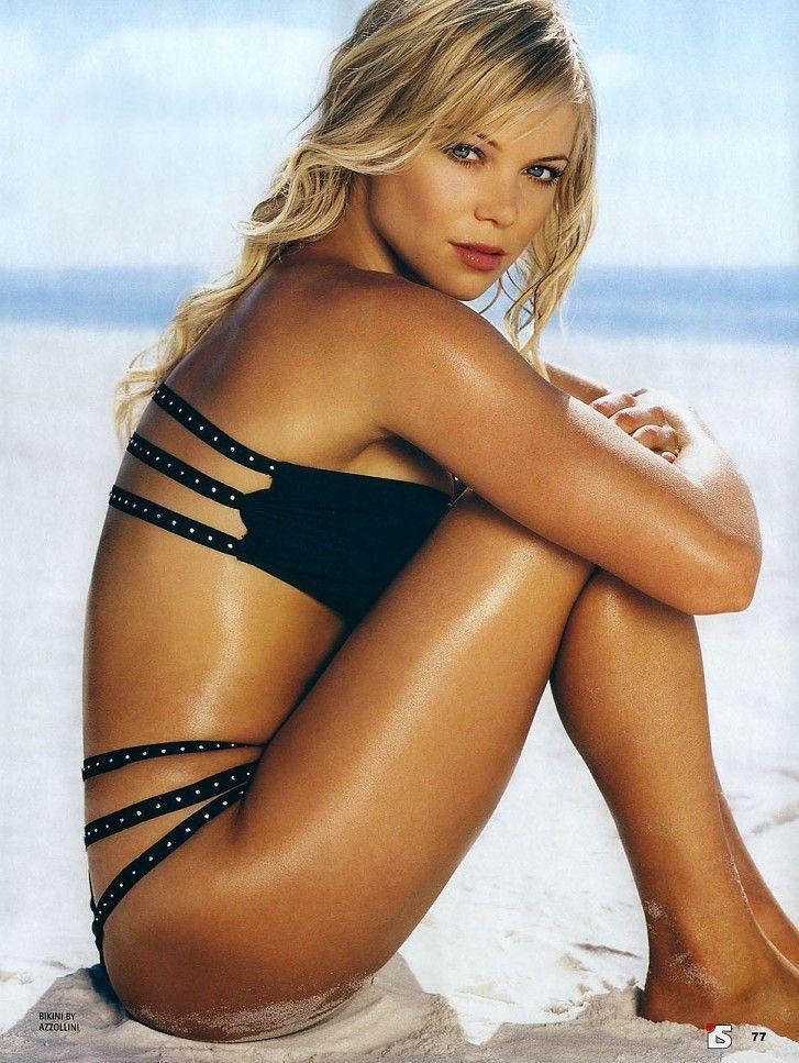 Holly brisley beach in bikini