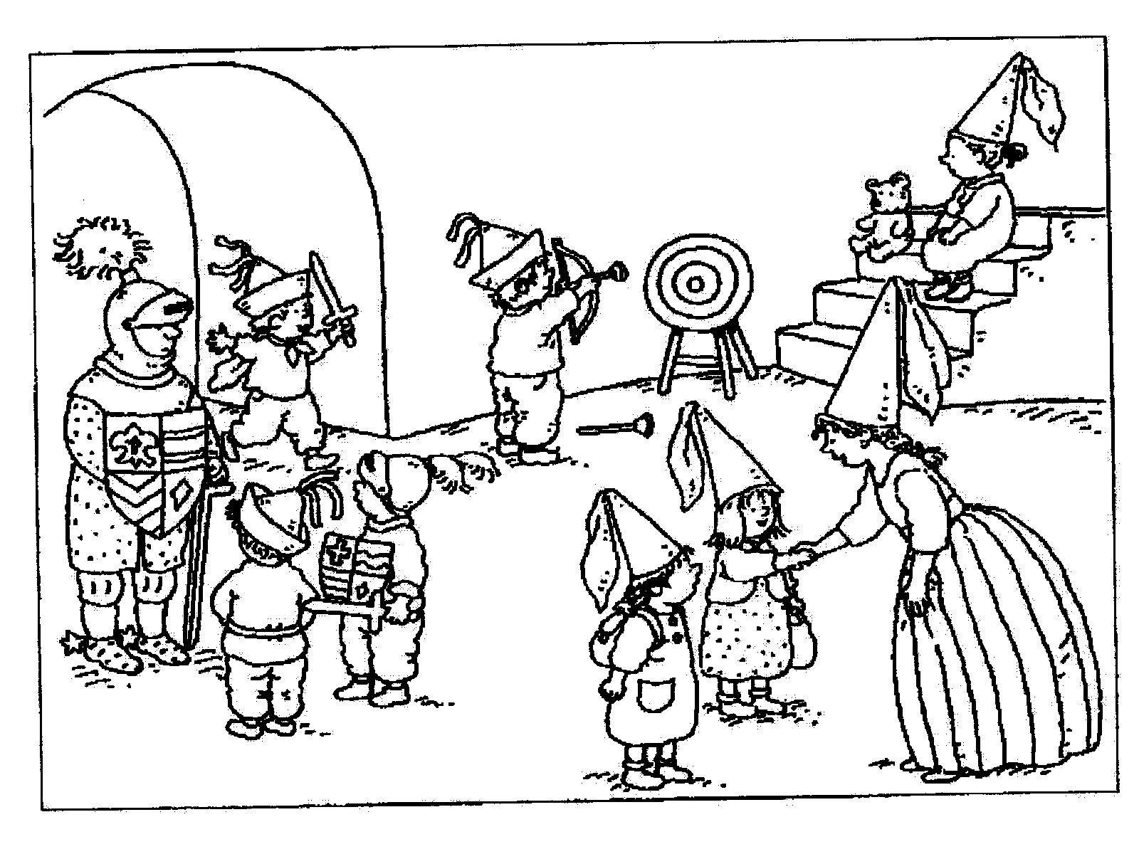 Kleurplaat middeleeuwen pinterest ridder for Werkbladen ridders en kastelen