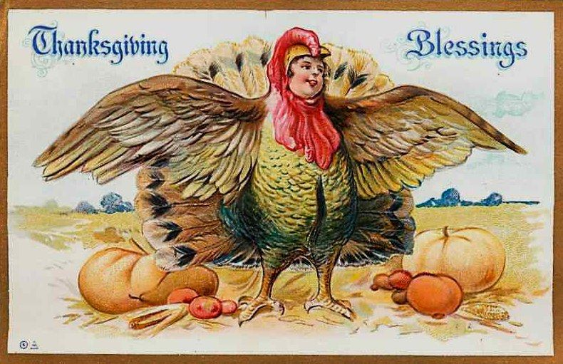 17 Best images about Vintage Thanksgiving on Pinterest ...