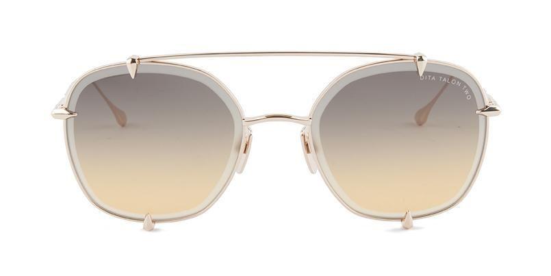 760417dde81 Dita - Talon-Two Gold - Green sunglasses