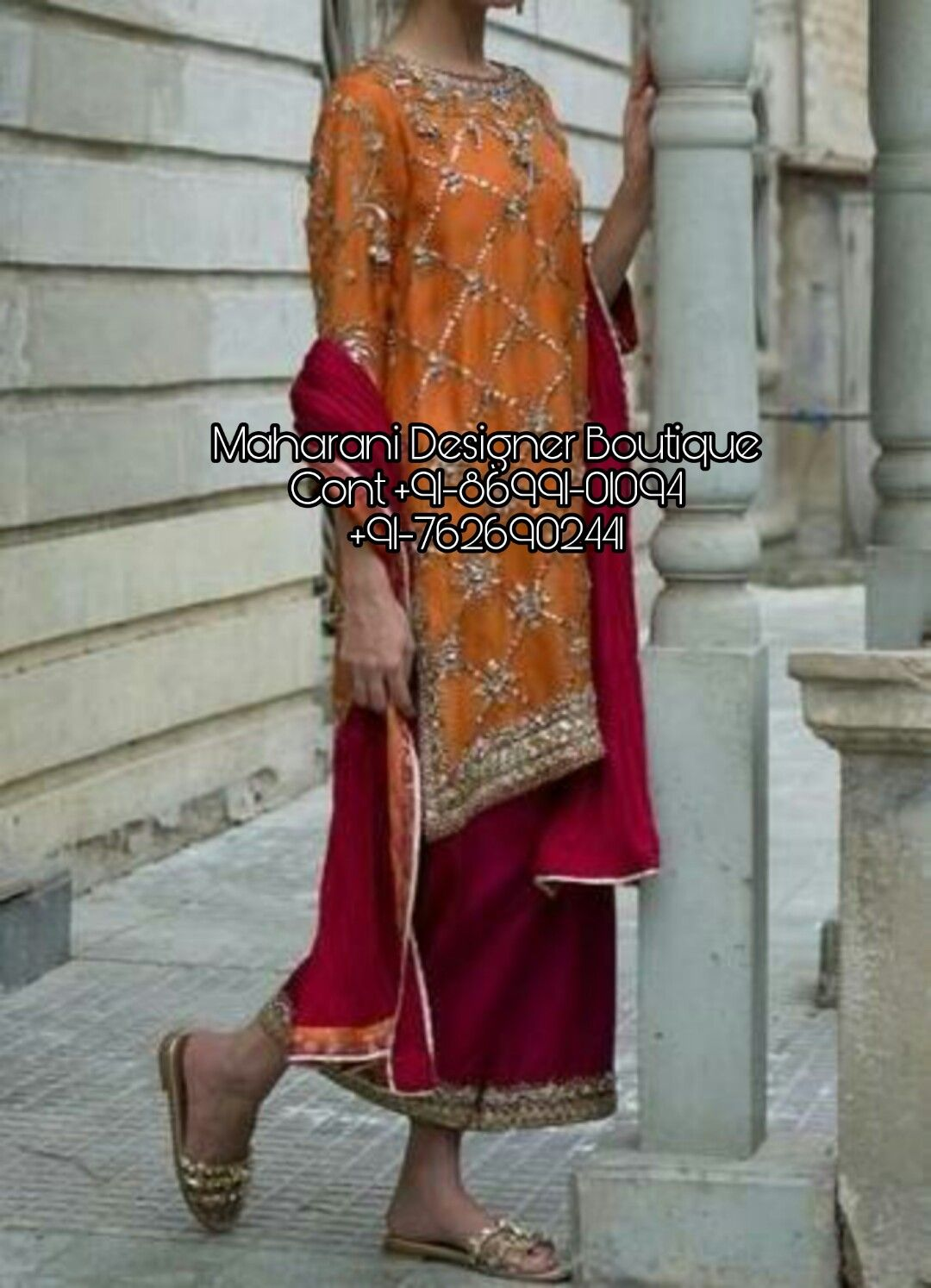 68af6594e2 'Buy Kurta Palazzo Salwar Suits & Dresses at India's Best Online Shopping  Store. Check