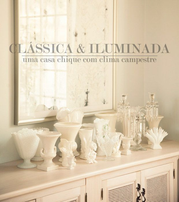 The charm of classic decor. #decor #interior #design #classic #casadevalentina