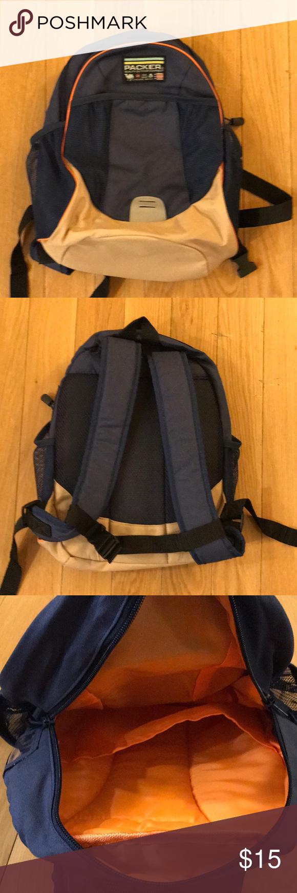 350dd33714 NWOT Bit z Kids Ampersand Preschool Backpack New Bit z Kids School Backpack  -
