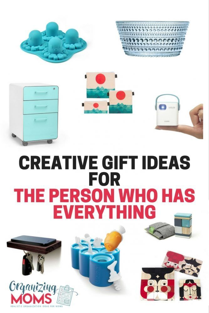 Creative Gift Ideas For The Person Who Has Everything Unique That Hard To Buy On Your List