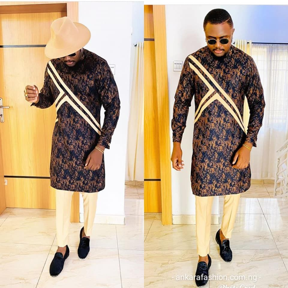 Men Fashion 2021 See The Latest Men Styles In Town Latest Mens Fashion African Shirts For Men African Shirts