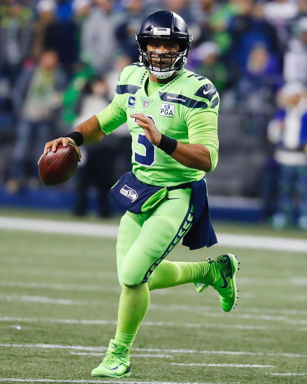 NFL The seahawks are bringing back the Action Green