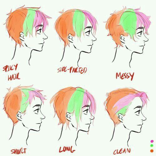 neat of hair