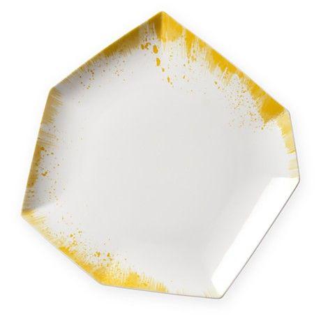 Diane Von Furstenberg Dinnerware Plates Ceramics