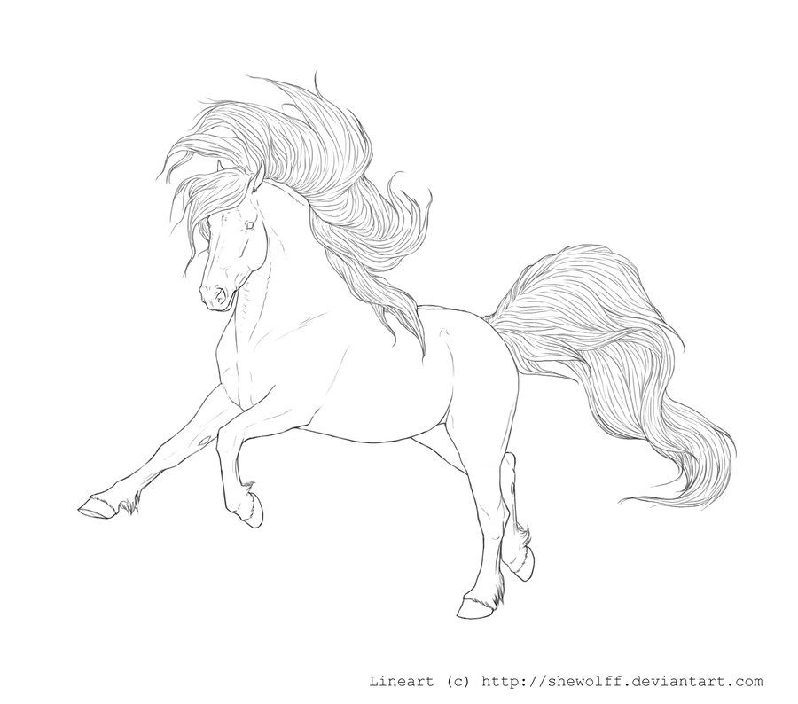 Bouncy - free to color lineart by SheWolff on deviantART | Artesanía ...
