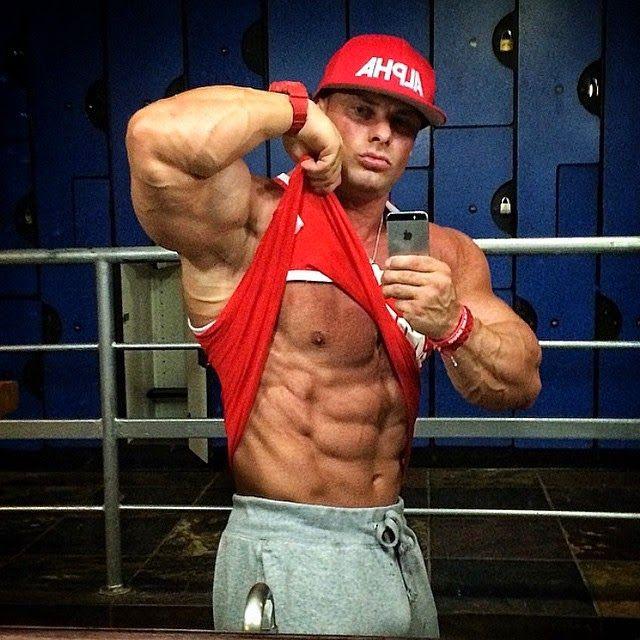 Joey Sergo   Body building men. Bodybuilding workouts. Mens gym short