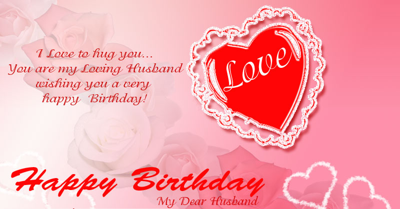 Pin by Allupdatehere on Romantic Happy Birthday Wishes For Husband – Birthday Cards for Husband with Love