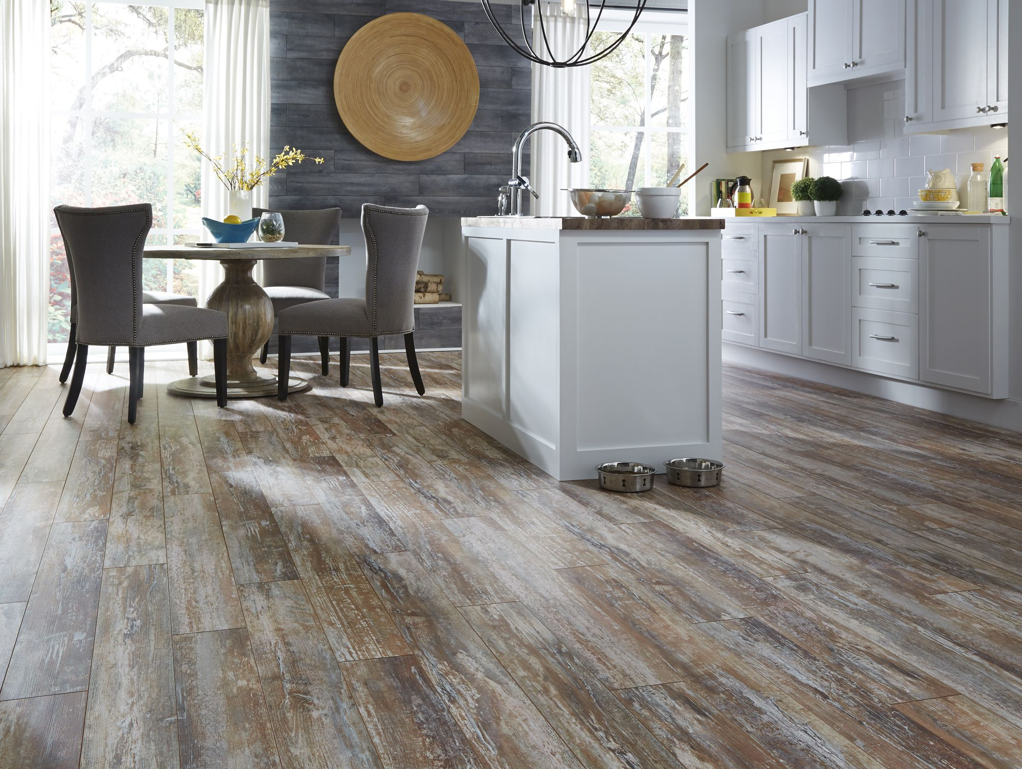 Exceptional Dream Home Ultra Tuscan Fusion Maple   More Water Resistant Than Standard  Laminate Flooring!