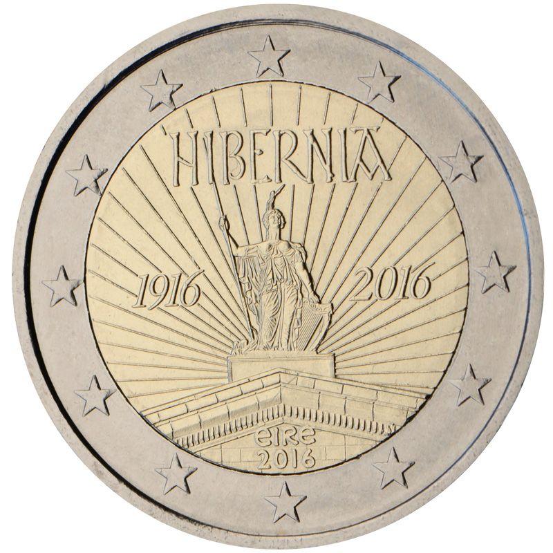 Monedas Conmemorativas De 2 2016 Monedas Monedas De Euro Billetes De Euro