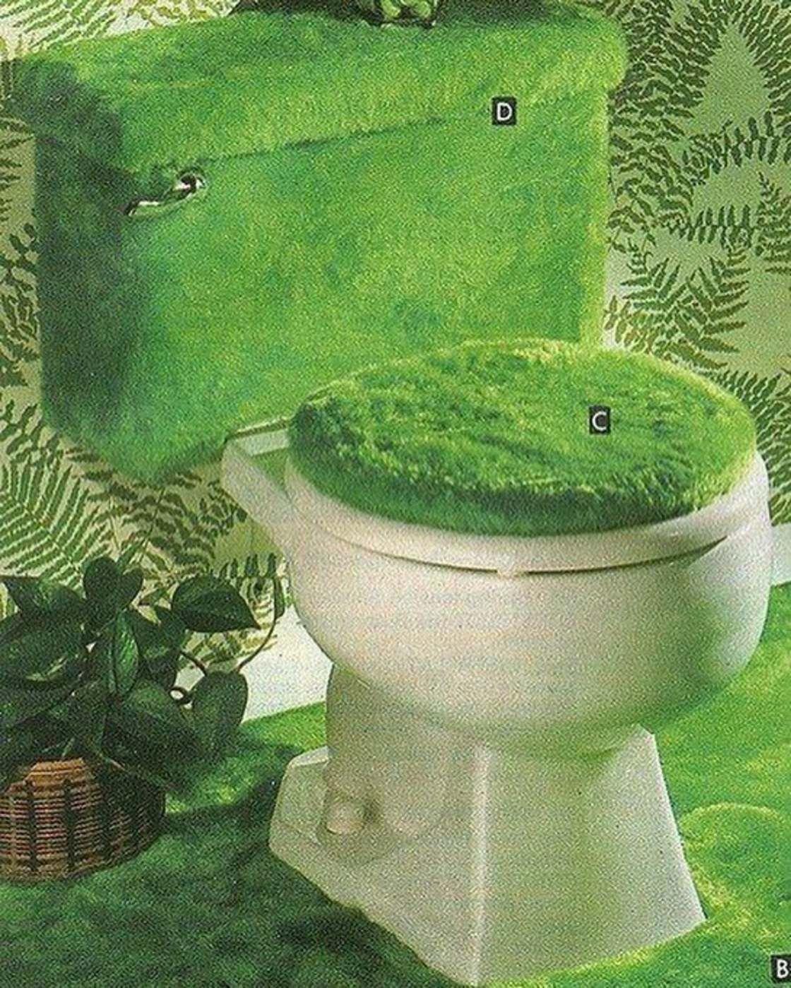 World S Most Amazing Bathroom From Mr Modtomic Kitsch Savethepinkbathrooms Retro Room Kitschy Vintage Room