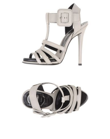 ROGER VIVIER Women s Sandals Light grey 5.5 US  e8d3ef9215bde