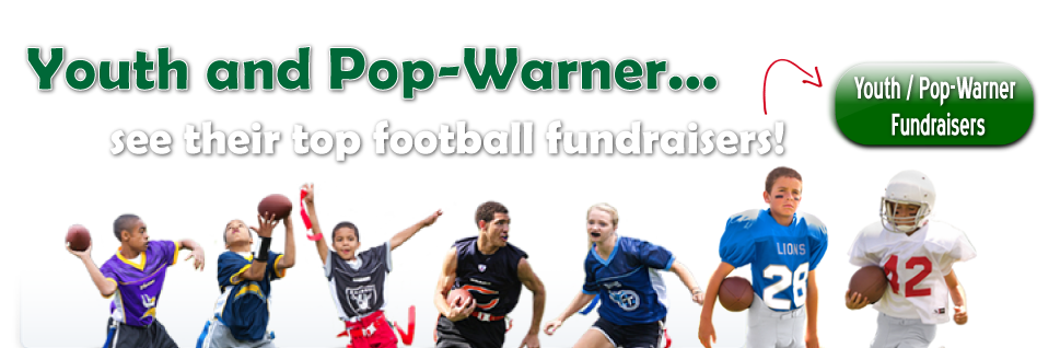 Football Fundraising Ideas Top Ranked Football