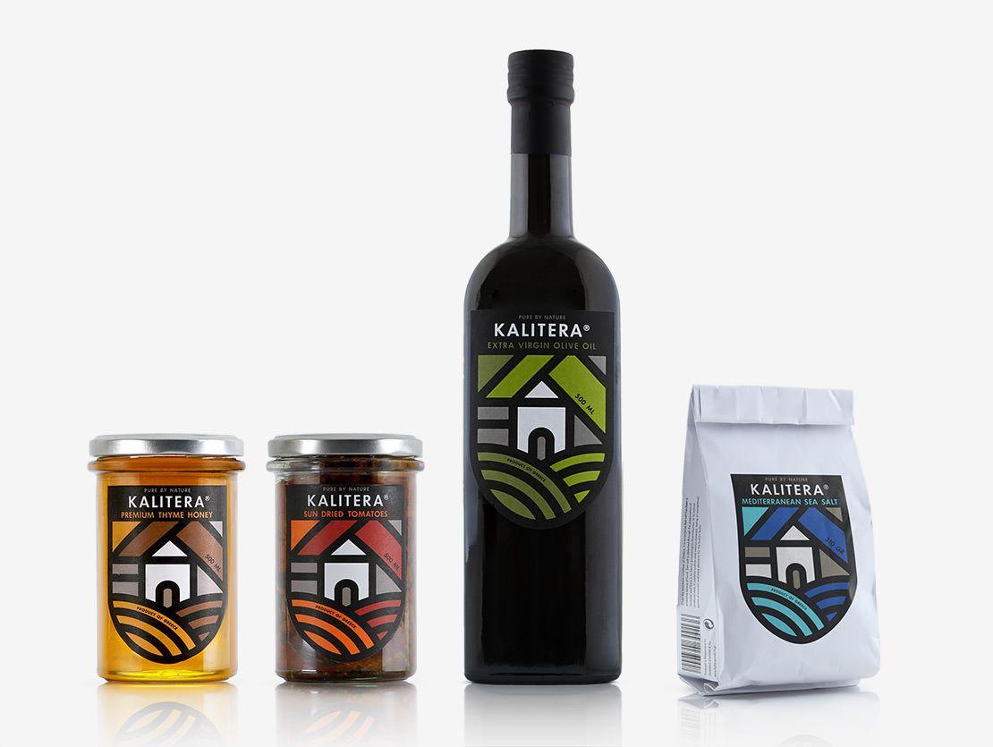 Branding, naming and packaging design for Kalitera designed by Bob Studio.