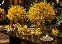 Amarelo,  luxo puro