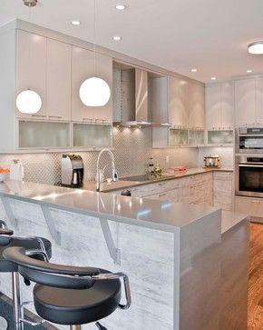 third avenue Birnie modern kitchen