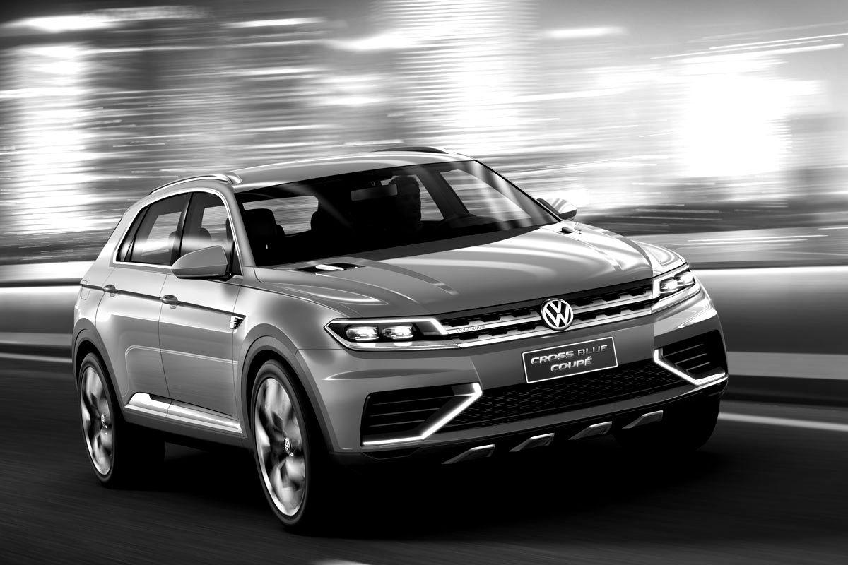 Volkswagen Cross Blue Coupé