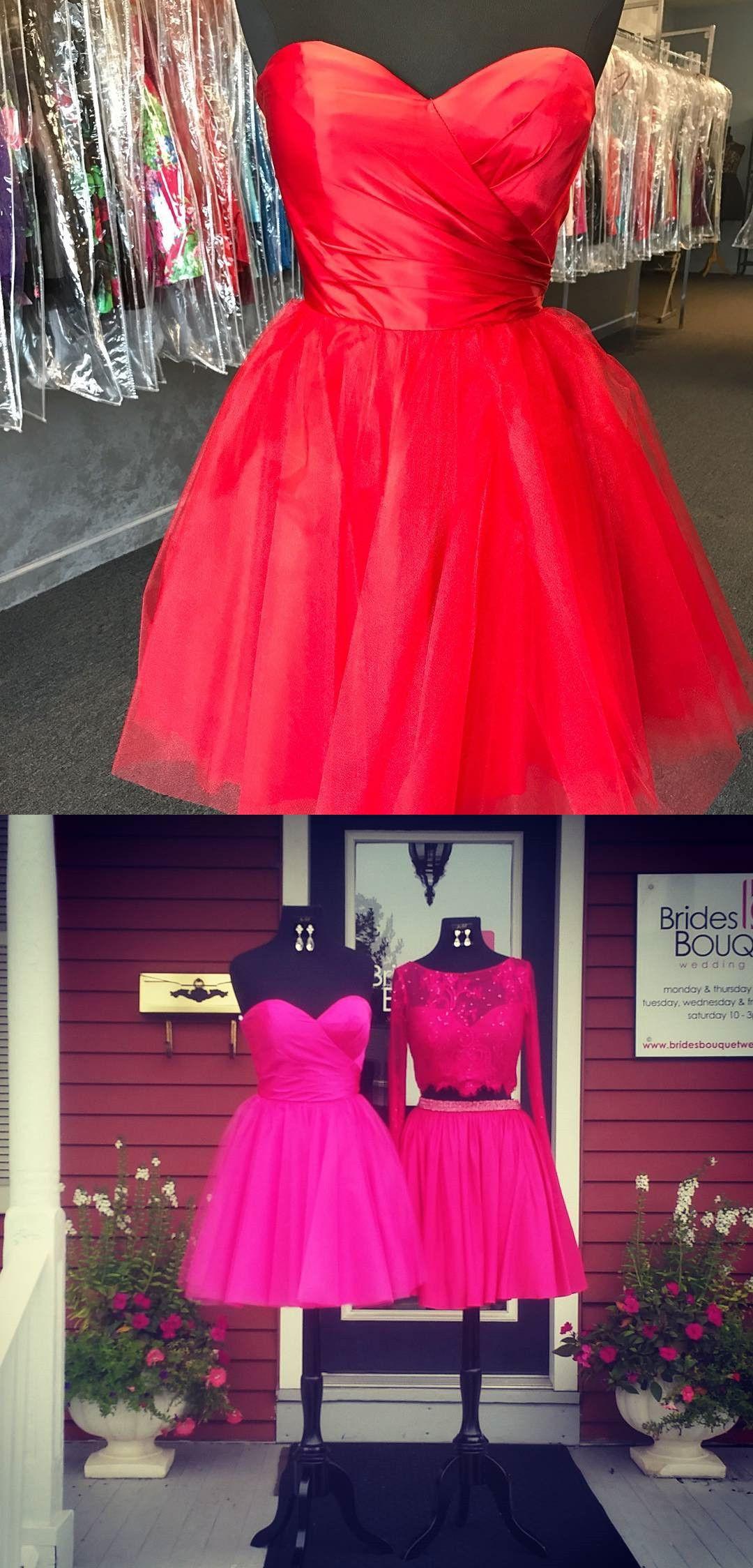 Short homecoming dress homecoming dress red homecoming dress
