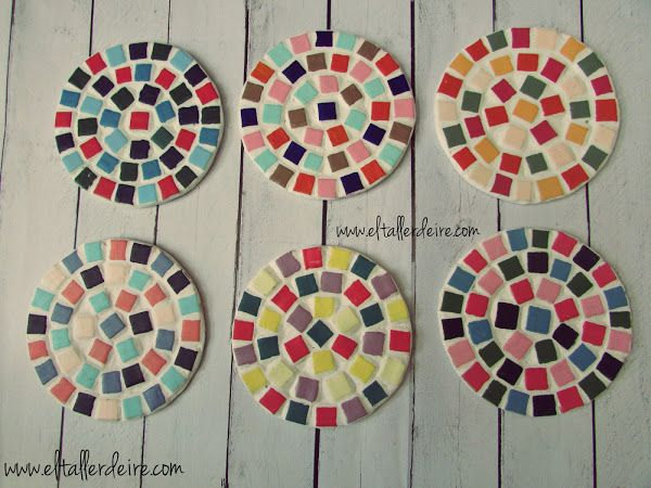 Como Se Hace Un Mosaico