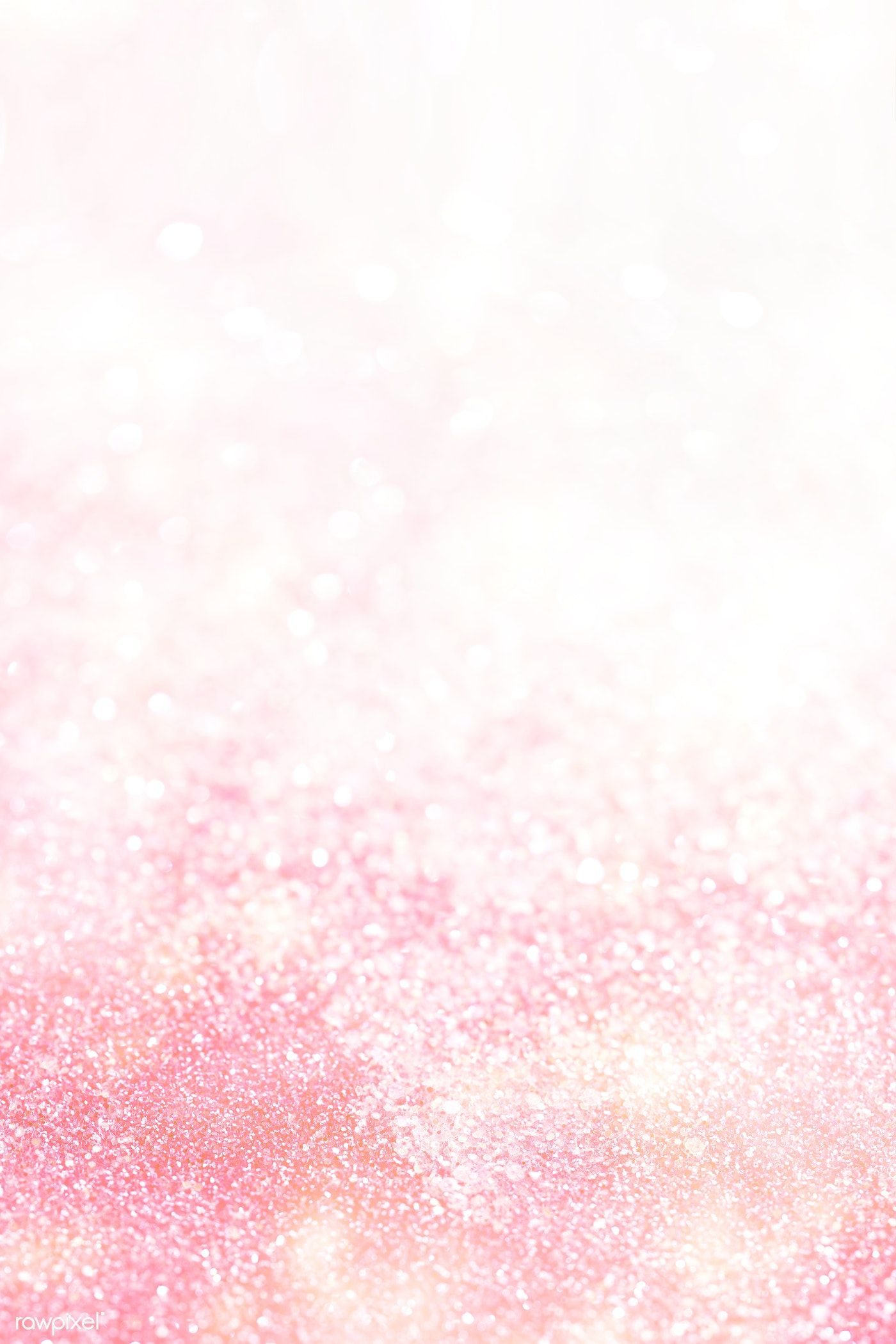 Download Premium Image Of Light Pink Glitter Gradient Background 2281074 Pink Glitter Background Pink Sparkle Background Pink Sparkle Wallpaper