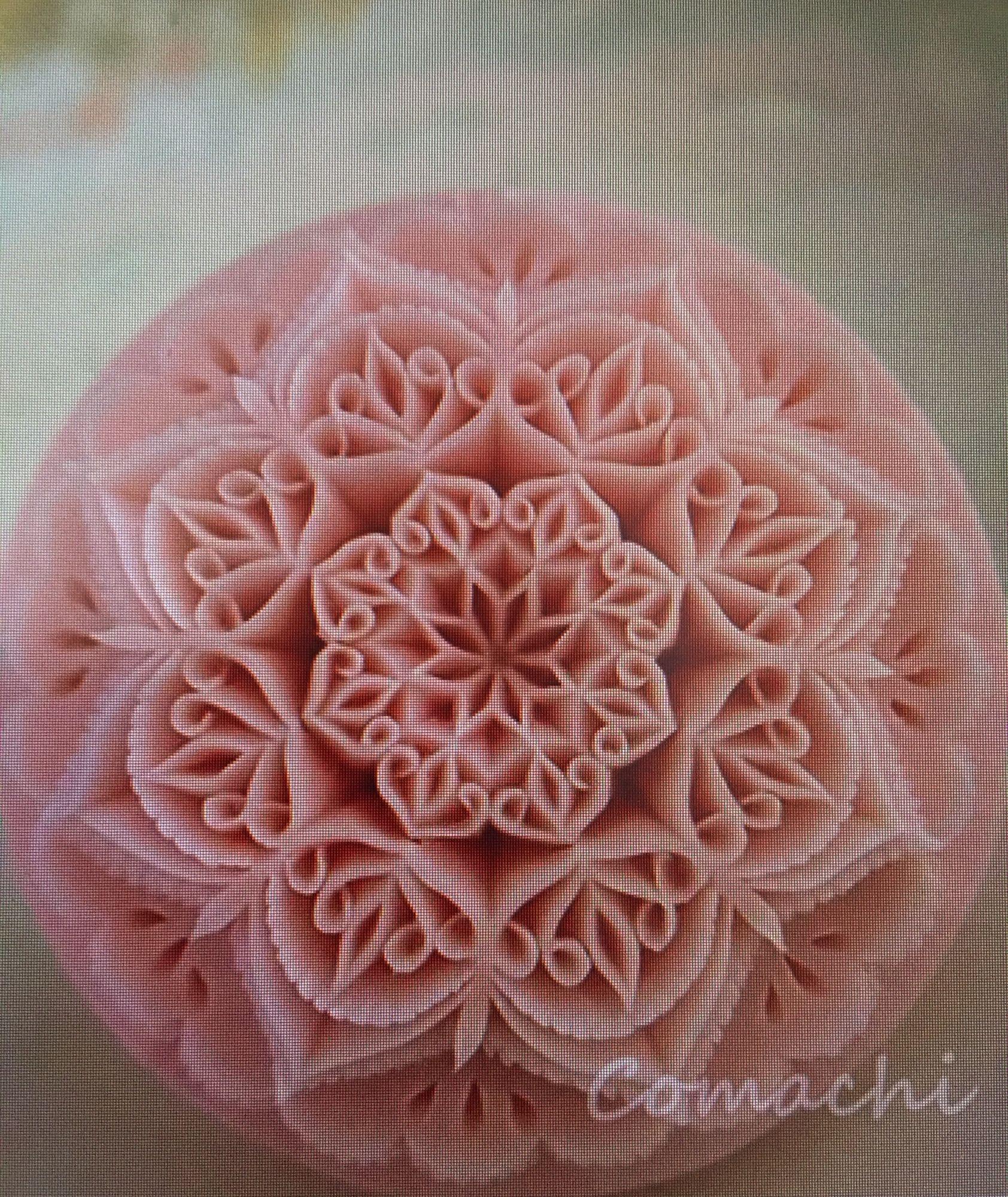 ソープカービングsoap carving workcraft石鹸彫刻soap flower 수박