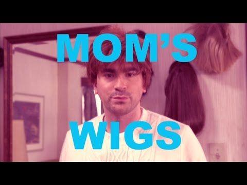 Inside Schitt's Creek: Mom's Wigs - YouTube
