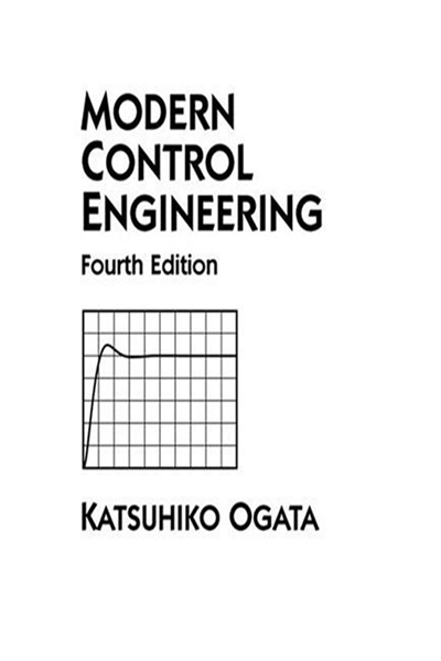 (2001) Modern Control Engineering (4th Edition) by