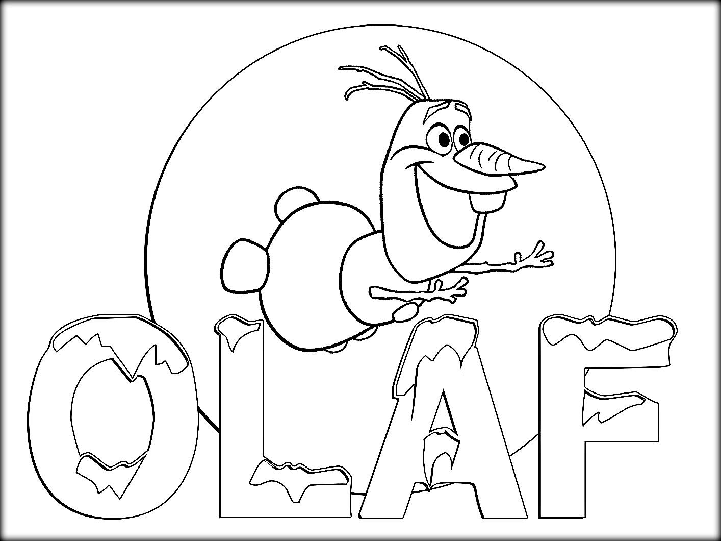Cute-Olaf-Coloring-Pages-For-Kids.jpg (1414×1060)