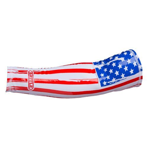 Battle Limited Edition Football Full Arm Sleeve American Flag American Flag Football Flag Football Basketball Arm Sleeves