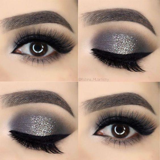 Los mejores colores de sombras para ojos cafés – Mujer de 10: Guía real para la mujer actual. Entérate ya.  – Maquillaje