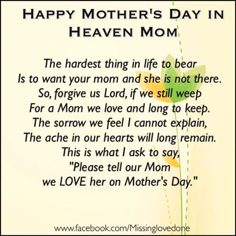Happy Mothers Day In Heaven Sister Happy Mother S Day In Heaven Mom Pictures Photos And Happy Mother Day Quotes Mother S Day In Heaven Mom In Heaven