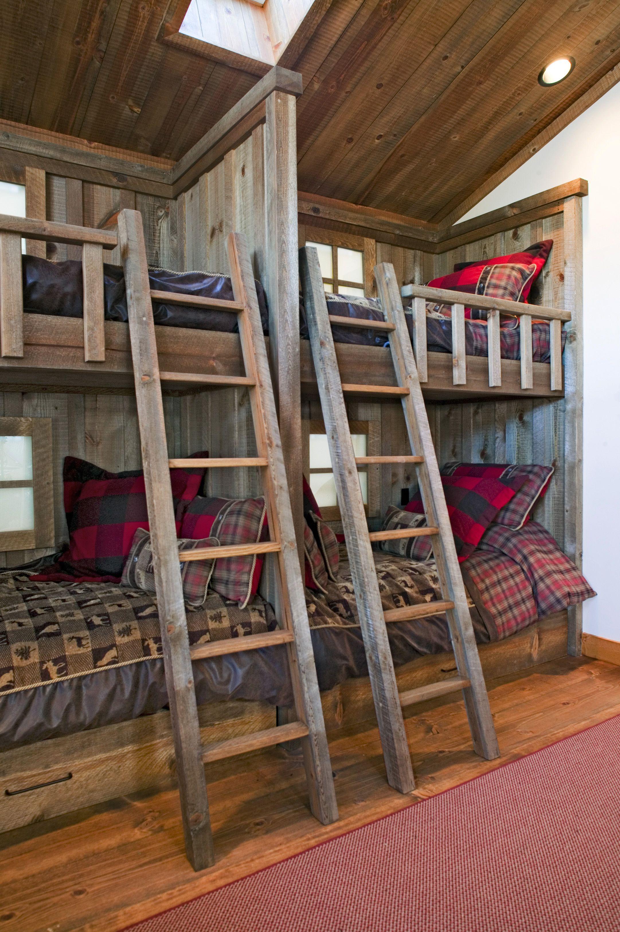 Grouse ridge high camp home interior design truckee ca bunk
