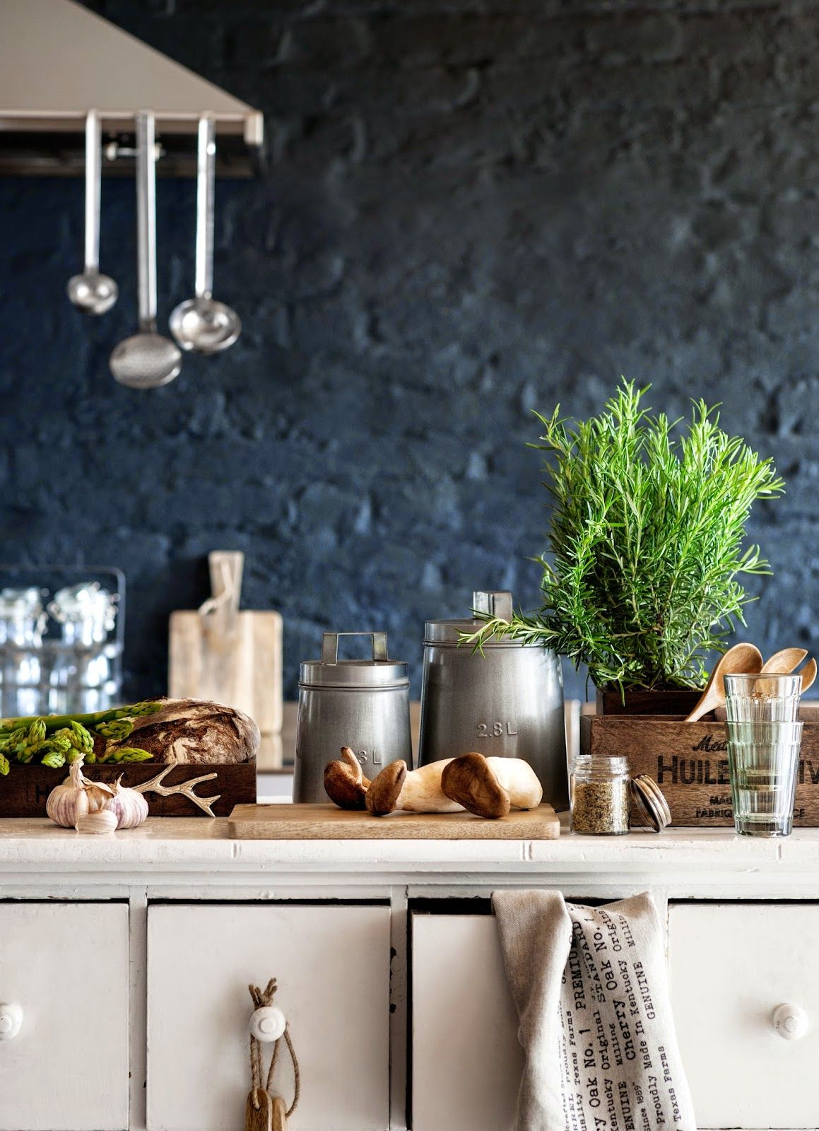 """myidealhome: """" cooking goods (via emma persson lagerberg: H&M Home ..."""