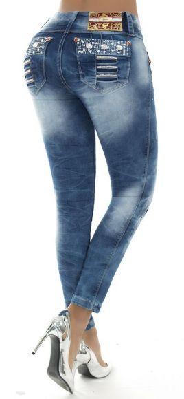 Jeans levanta cola LUJURIA 78695