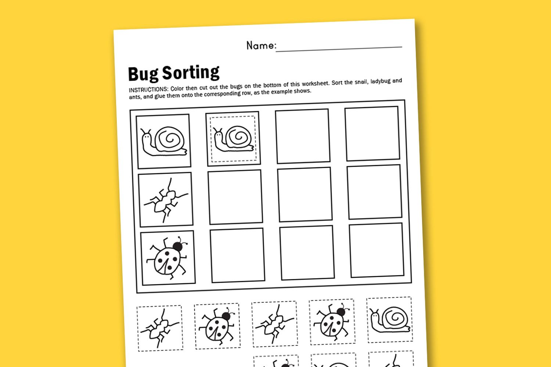Worksheet Wednesday Bugs Bugs Bugs