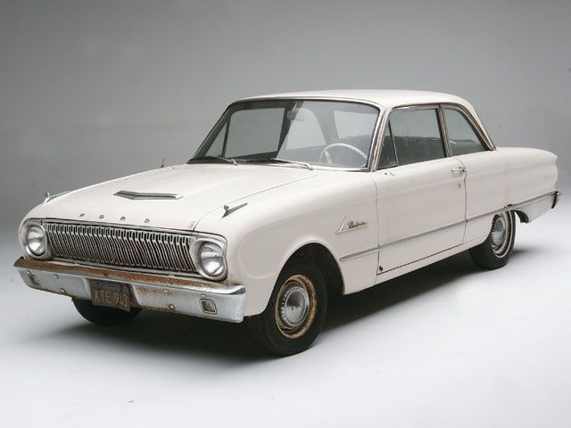 From 0-60 in 3.5 years, this 1962 Ford Falcon is still sexy in my opinion because of the spacious backseat, and because it will probably be the only classic car I will ever own.