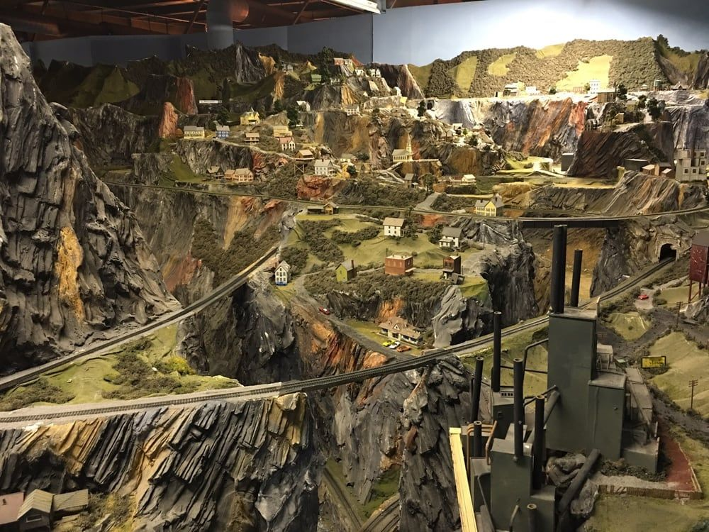 View the nature in miniature form at Northlandz  World