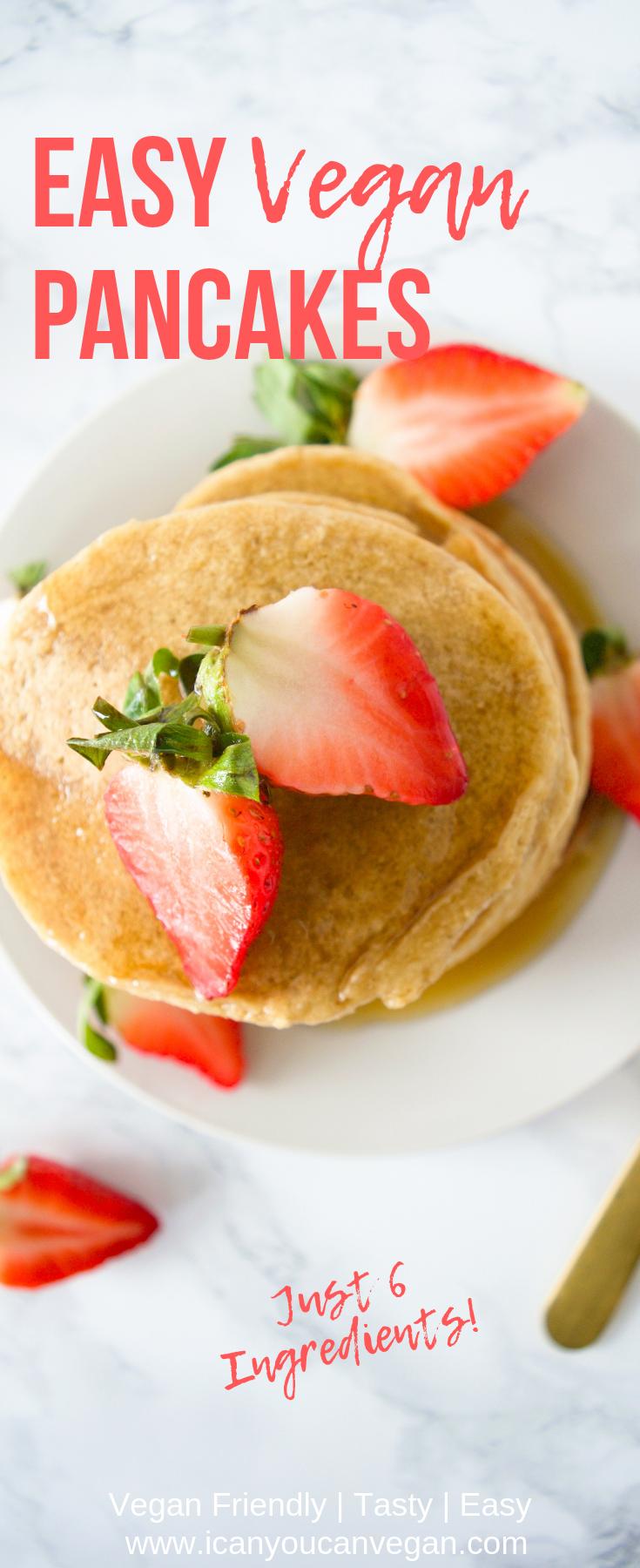 Flour Less Pancakes Recipe Vegan Pancakes Delicious Vegan Recipes Pancakes
