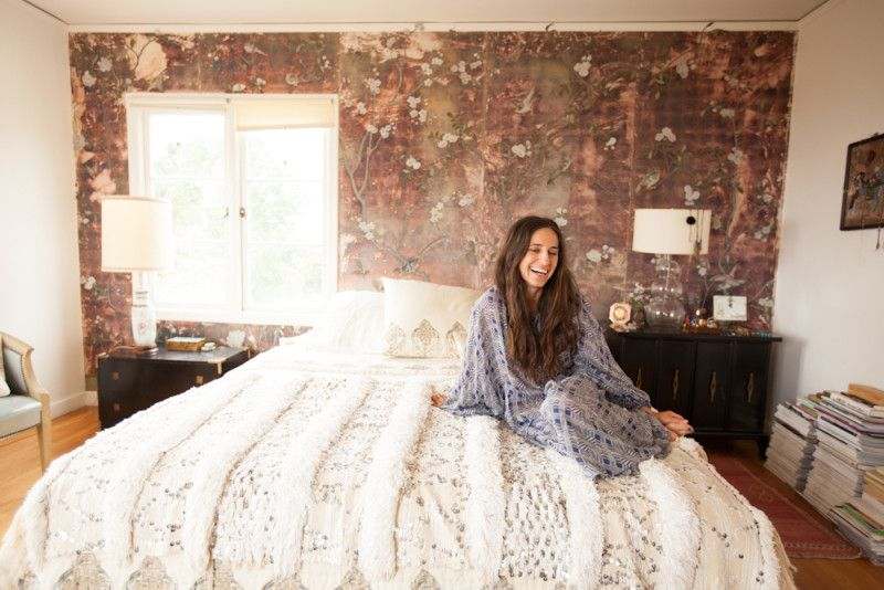 Check out Erica Tanov's home pictures and an interview with the mother of two!