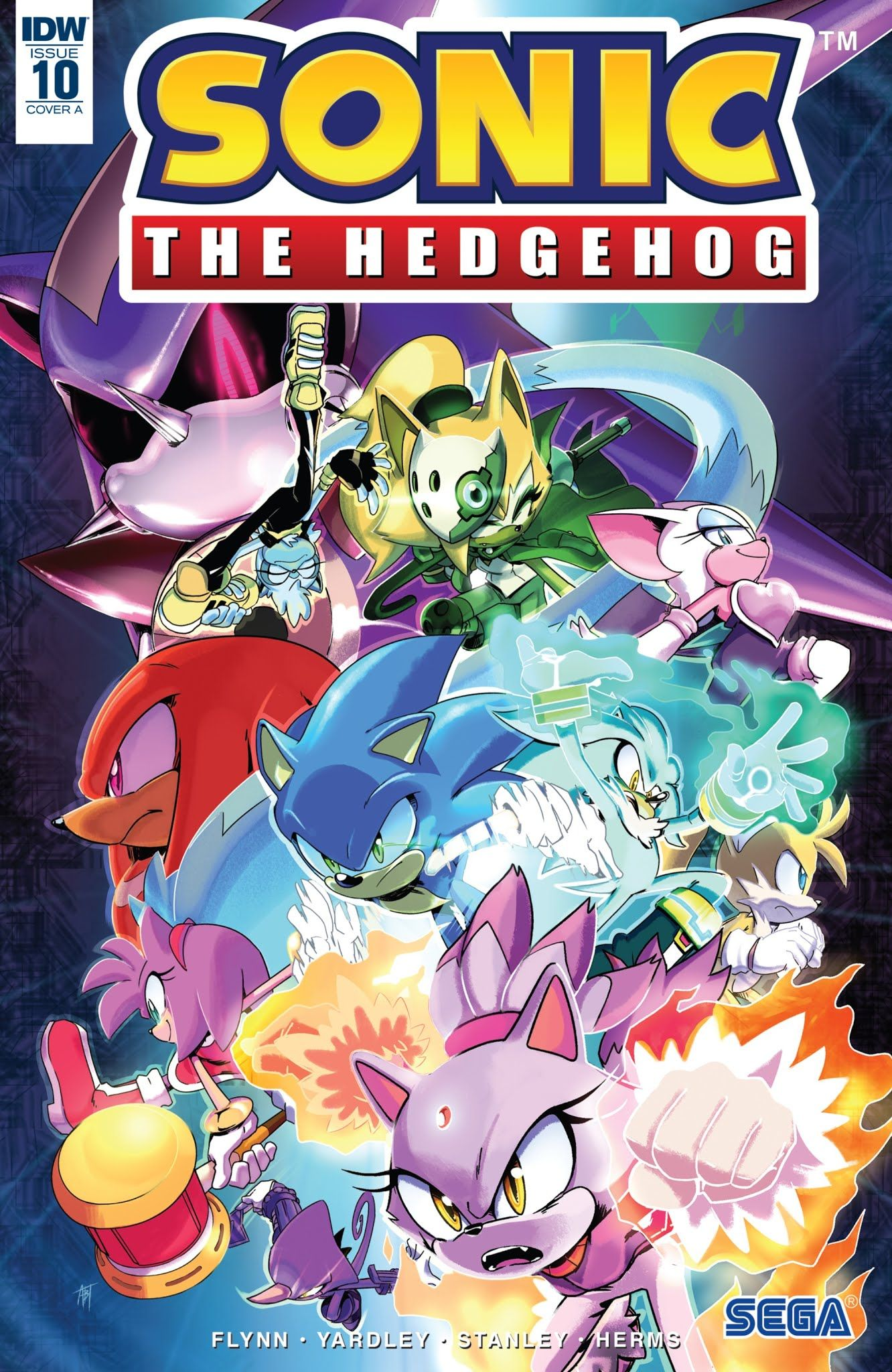 Sonic The Hedgehog 2018 Issue 10 Read Sonic The Hedgehog 2018 Issue 10 Comic Online In High Quality Sonic Adventure Sonic Sonic The Hedgehog